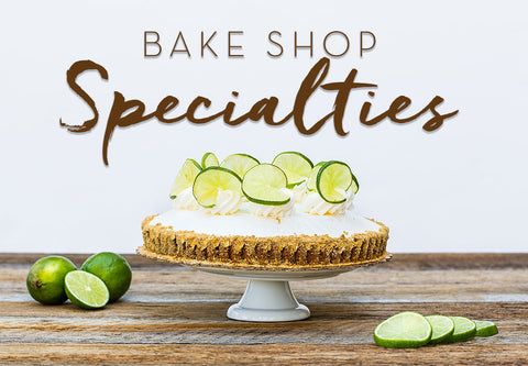 Bake Shop Specialties