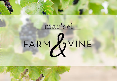 mar'sel Farm and Vine Dinner Series