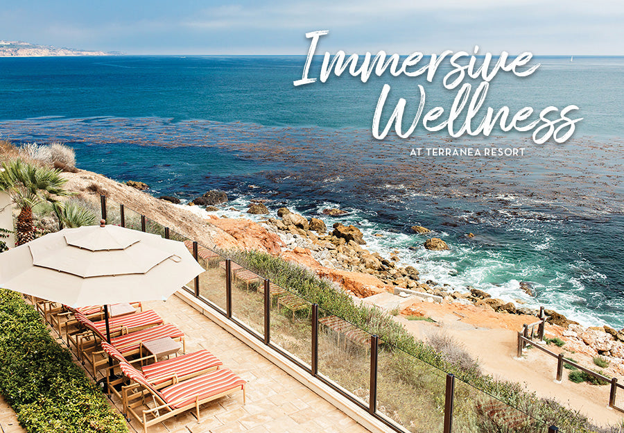 Immersive Wellness at Terranea Resort