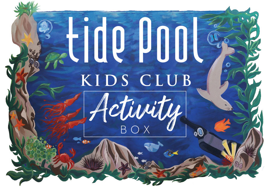 Terranea Kids Club Activity Boxes