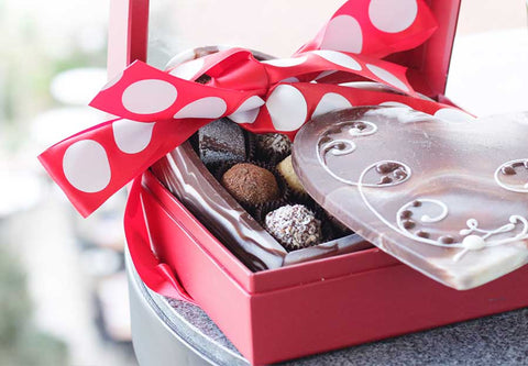 Valentine's Sweets from the Terranea Bake Shop