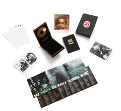 Nas gold illmatic CD