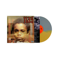 Nas Illmatic colored vinyl