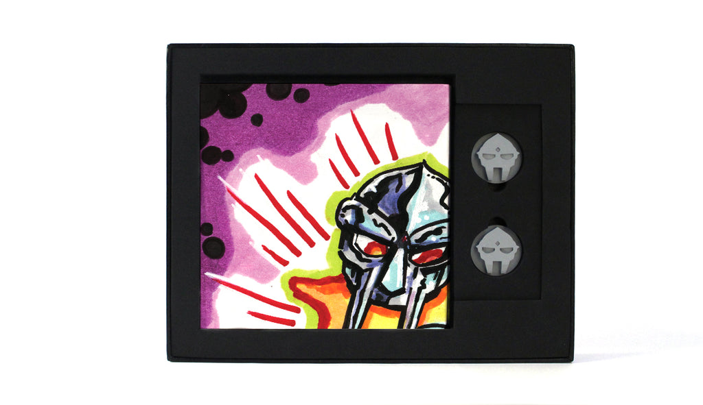 "Operation: Doomsday - The 7"" Collection: Black Vinyl Version (Boxset w/ 45 Adapters)"