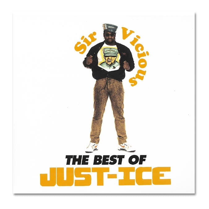 Sir Vicious : The Best Of Just Ice (2xLP)