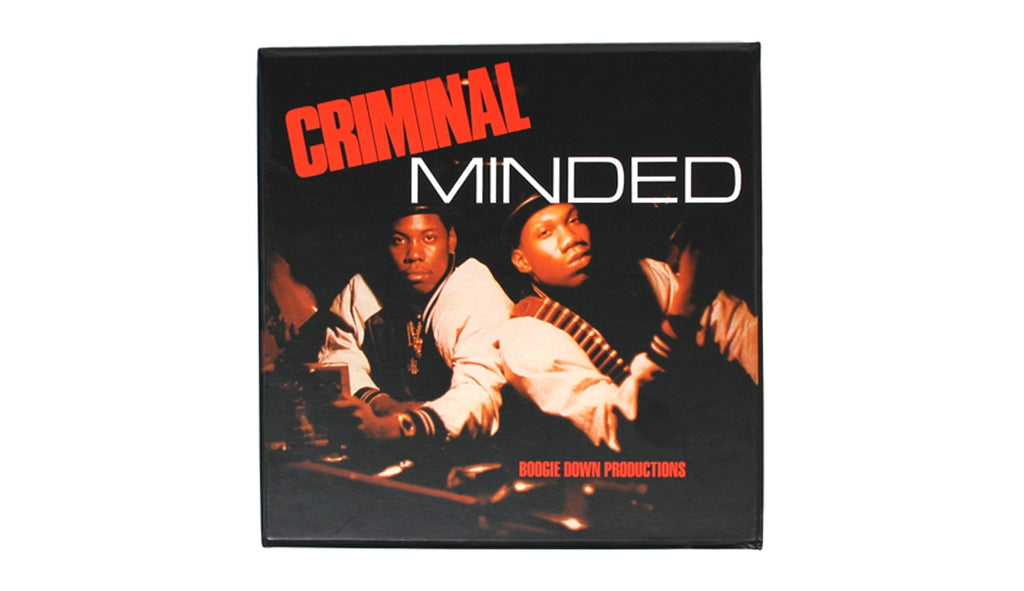 "Criminal Minded (7"" Box Set)"