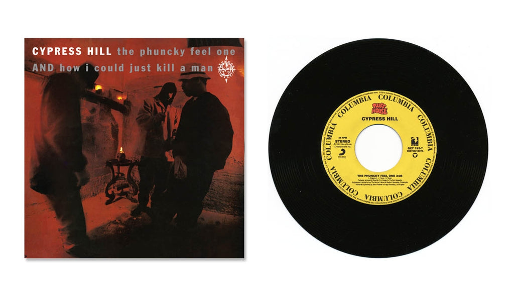 "The Phunky Feel One b/w How Can I Just Kill A Man (7"")"