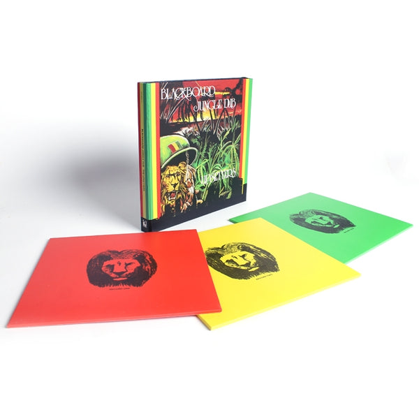 "Blackboard Jungle Dub (10"" Boxset)"