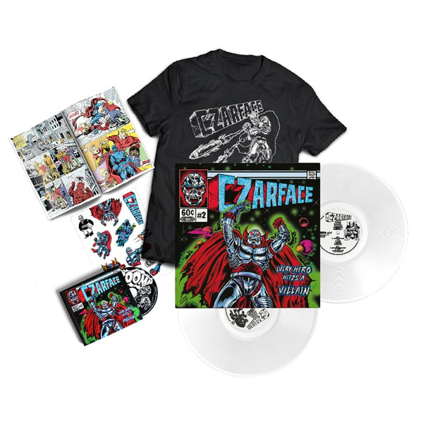 Every Hero Needs A Villain (Clear Vinyl Bundle)