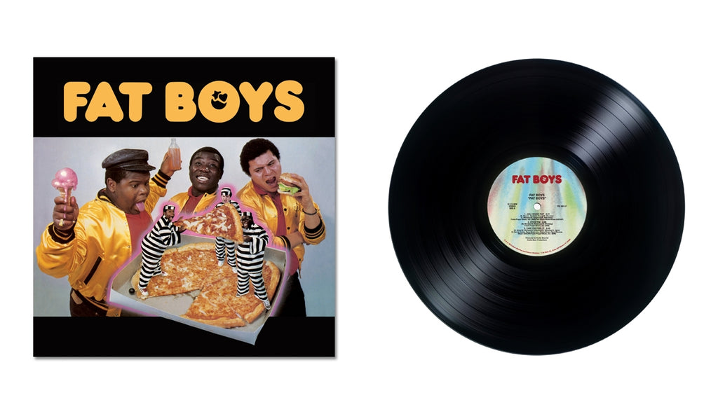 Fat Boys (CD and LP Bundle)