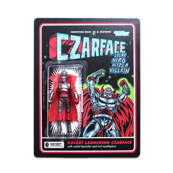 Rocket Launching Czarface Action Figure (Limited to 30)