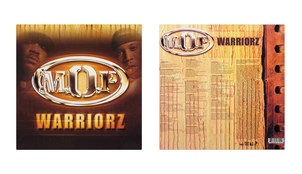 Warriorz (2xLP)