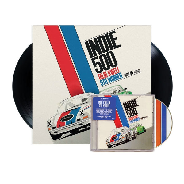 Indie 500 (CD & LP Bundle)