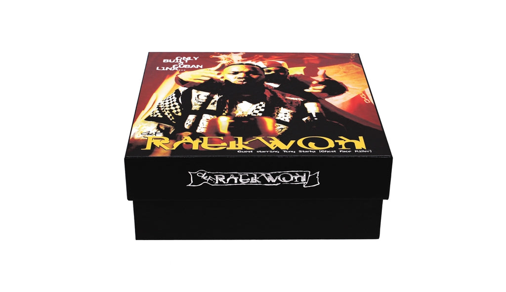 Only Built 4 Cuban Linx...20th Anniversary Purple Tape Watch Box