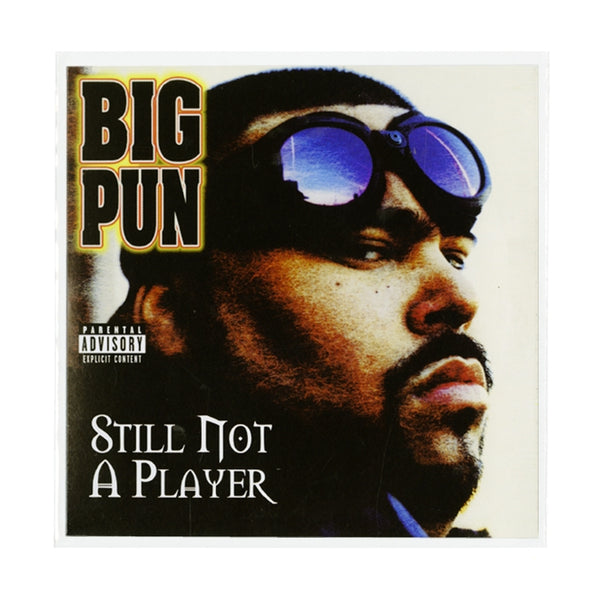 "Still Not A Player b/w Twinz (Deep Cover 98) (7"")"