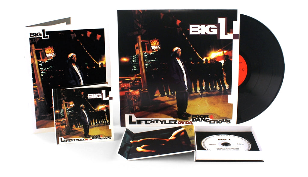 Lifestylez Ov Da Poor & Dangerous 20th Anniversary Bundle (CD & LP)
