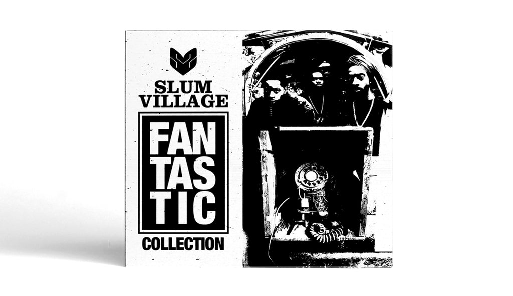 "The Fantastic Box: A Jay-Dee Production (x4 CD + x5 7"" Records)"