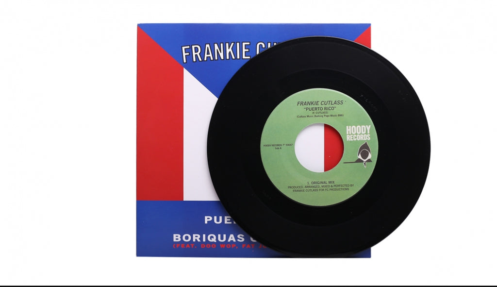 "Puerto Rico b/w Boriquas On The Set (7"")"