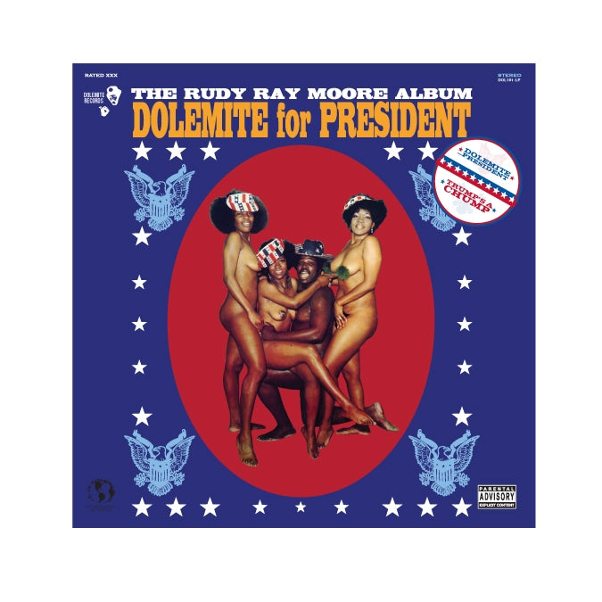 Dolemite For President (LP)