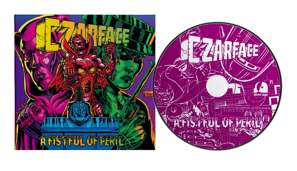 A Fistful of Peril (CD)