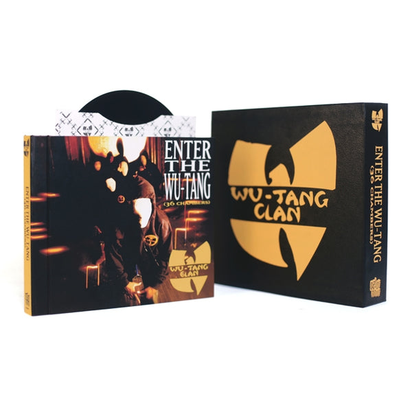 "Enter the Wu-Tang (36 Chambers) (Deluxe 7"" Casebook)"