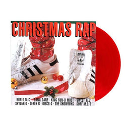 Christmas Rap (Red Vinyl)