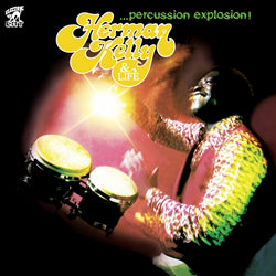 Percussion Explosion! (CD)