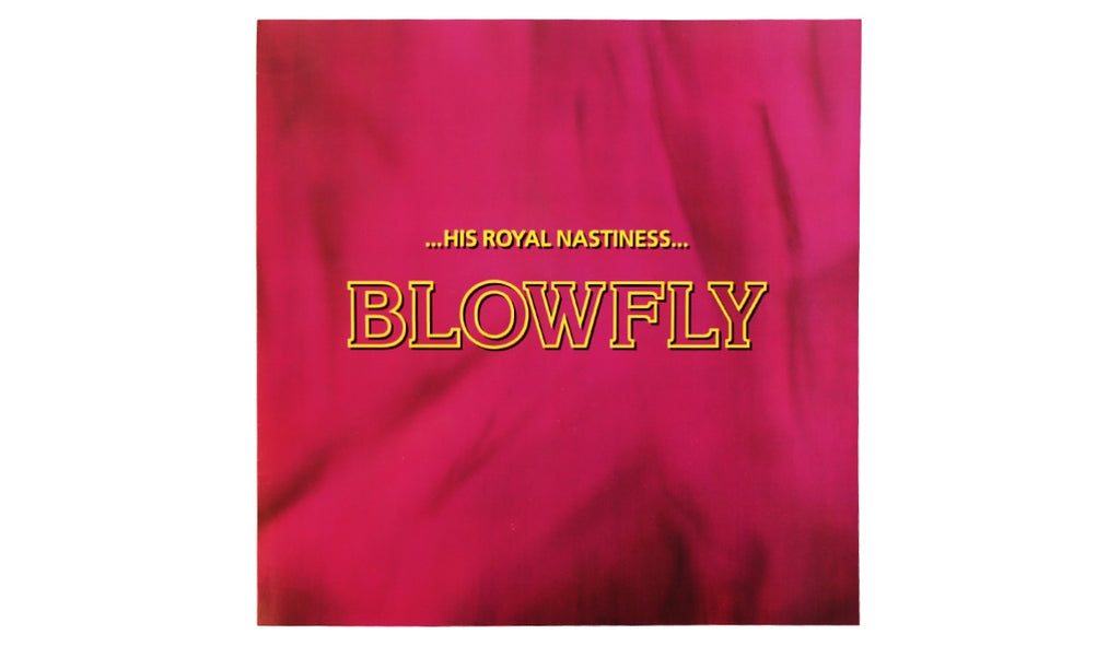 Blowfly X-Rated (5xLP & T-Shirt Boxset)