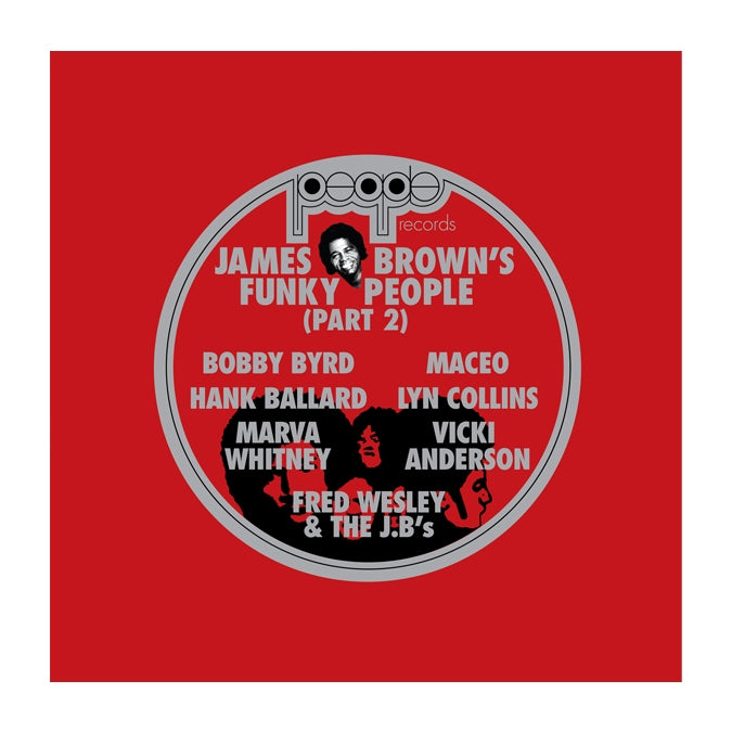 James Brown's Funky People Part 2 (2xLP)