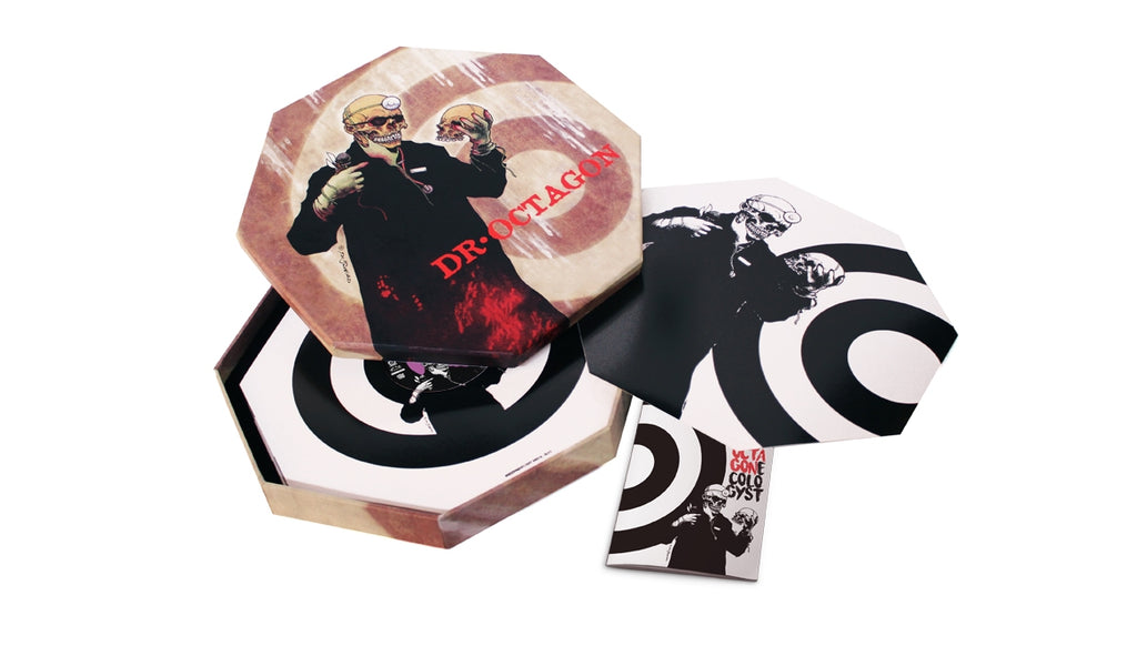 Dr. Octagonecologyst 20th Anniversary Box Set