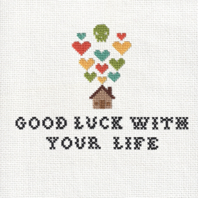 Good Luck With Your Life (CD)