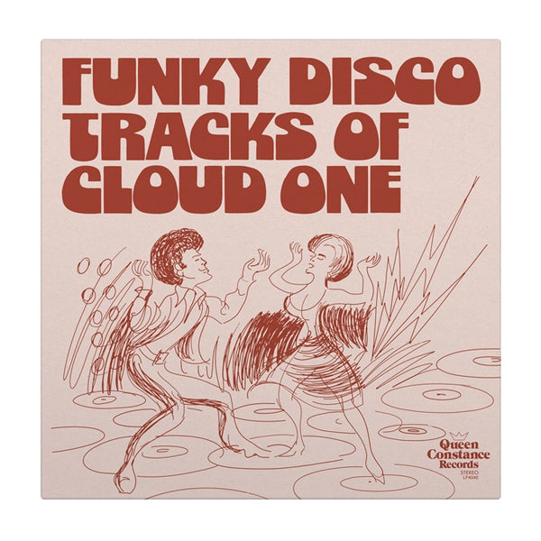 Funky Disco Tracks of Cloud One (LP)
