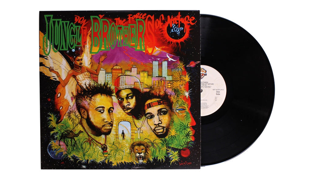 Done By The Forces Of Nature (2xLP)