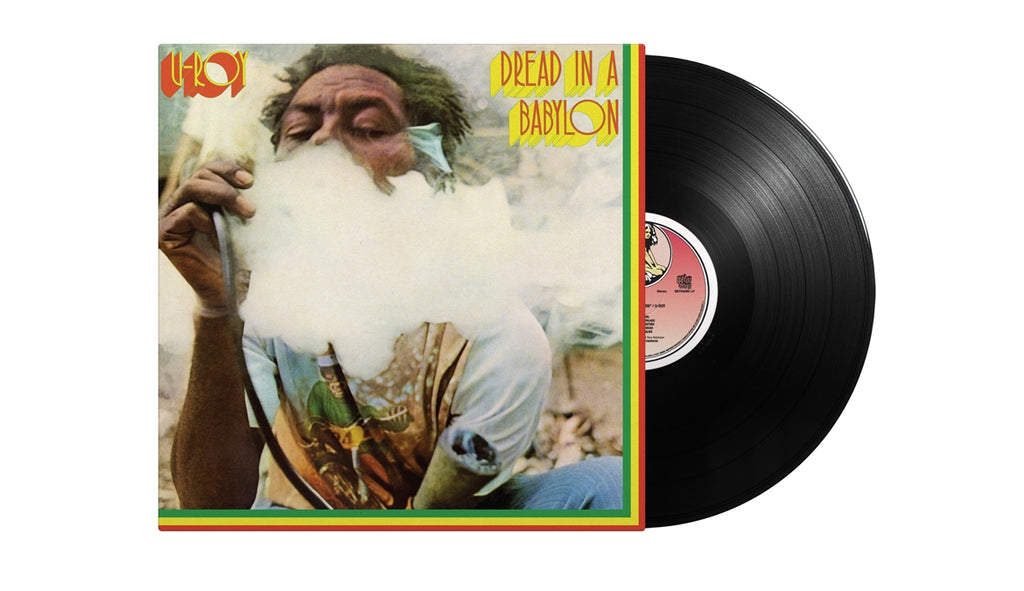 Dread In Babylon (LP)
