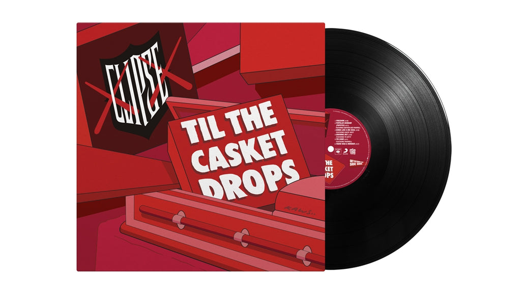 Til The Casket Drops (LP)