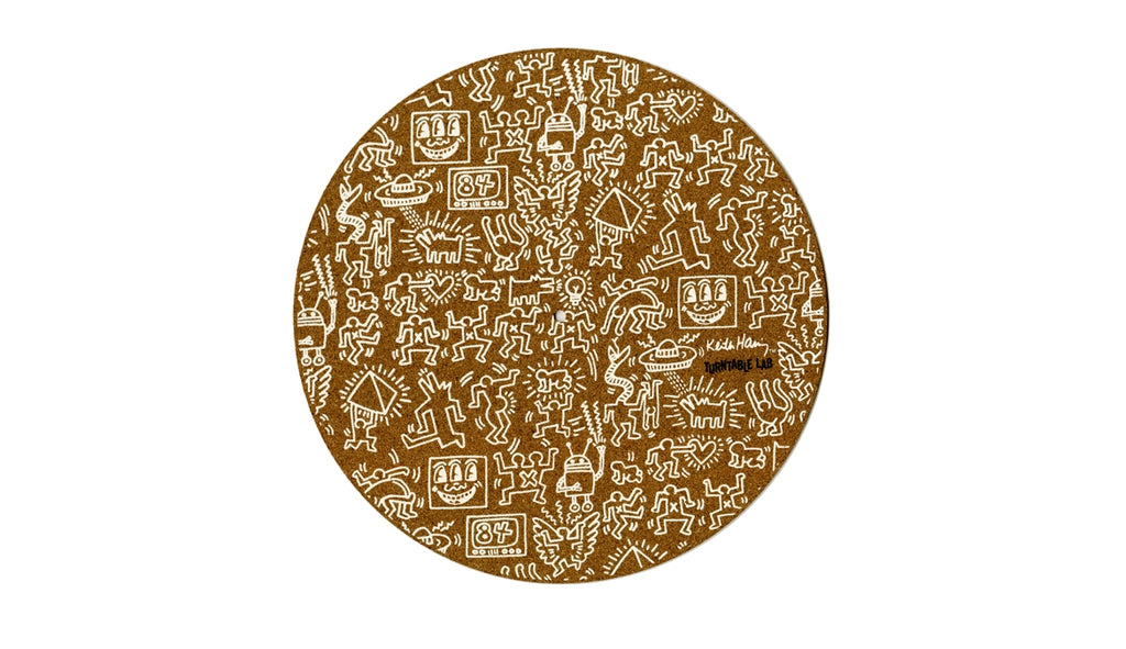 Slipmat (Cork White)