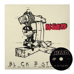 Bl_ck B_st_rds (2xLP w/ Pop Up Image & CD)