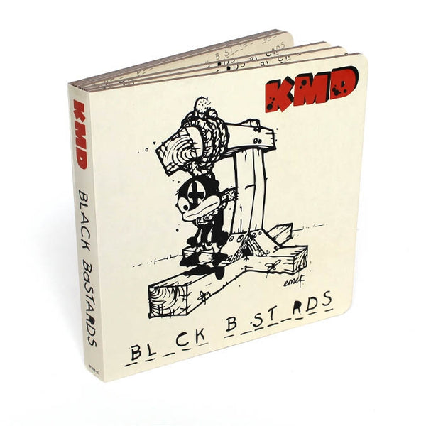 Bl_ck B_st_rds (2xCD w/ Picture Disc Vinyl & Deluxe Picture Book)