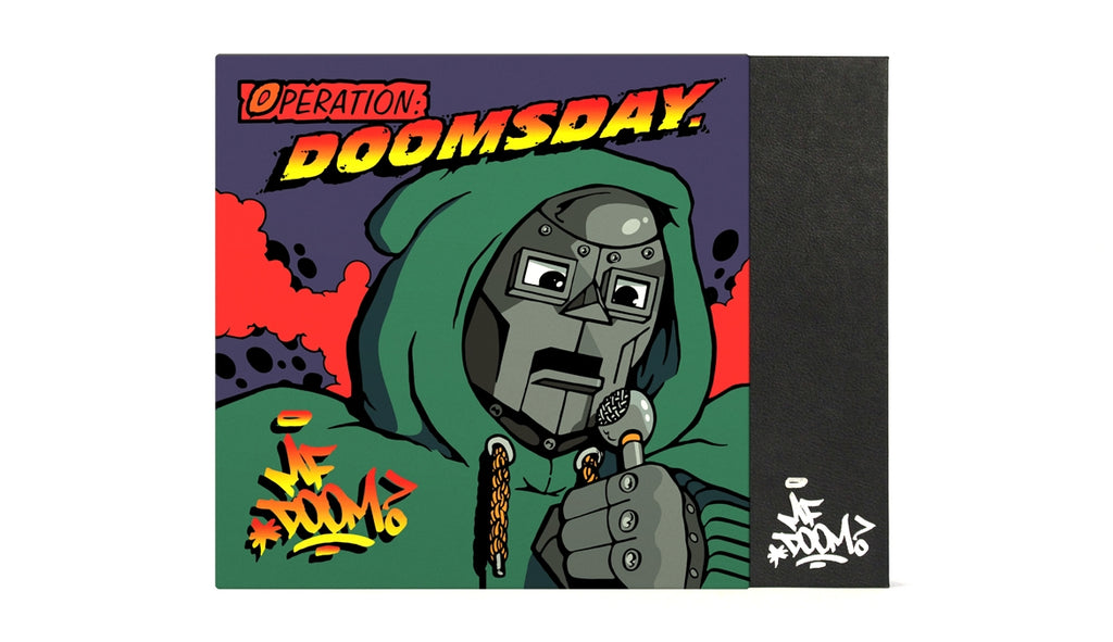 "Operation: Doomsday - The 7"" Collection (Boxset w/ 45 Adapters)"