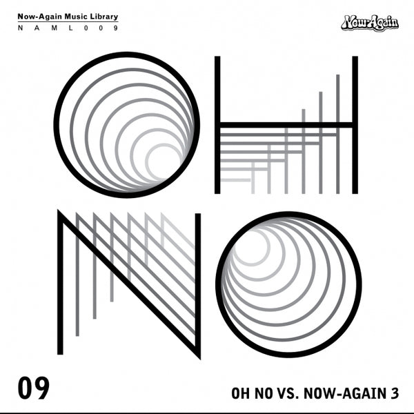 Oh No vs Now-Again Volume 3 (CD)