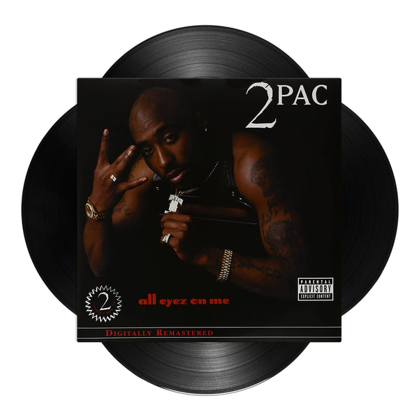 All Eyez On Me (4xLP)