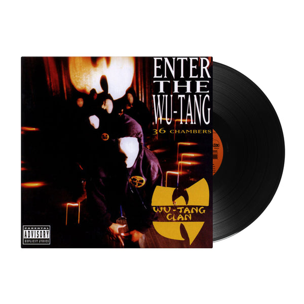 Enter The Wu-Tang (36 Chambers) (LP)