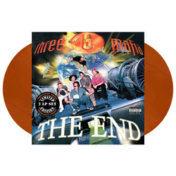 The End (Colored 2xLP)