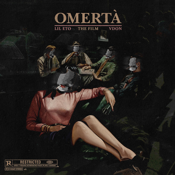 Omertà: The Film (LP)