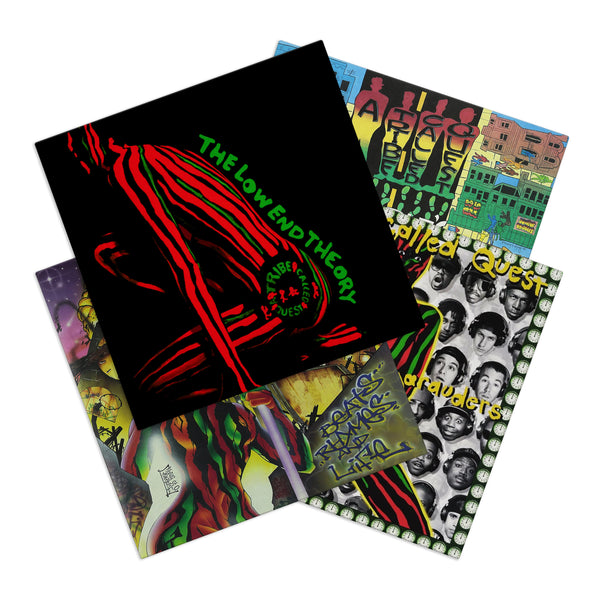 A Tribe Called Quest First 4 Albums (7xLP Bundle)