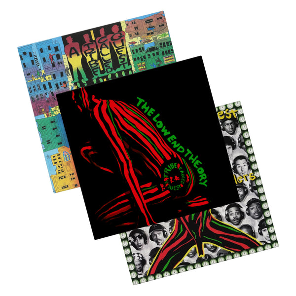 A Tribe Called Quest First 3 Albums (5xLP Bundle)