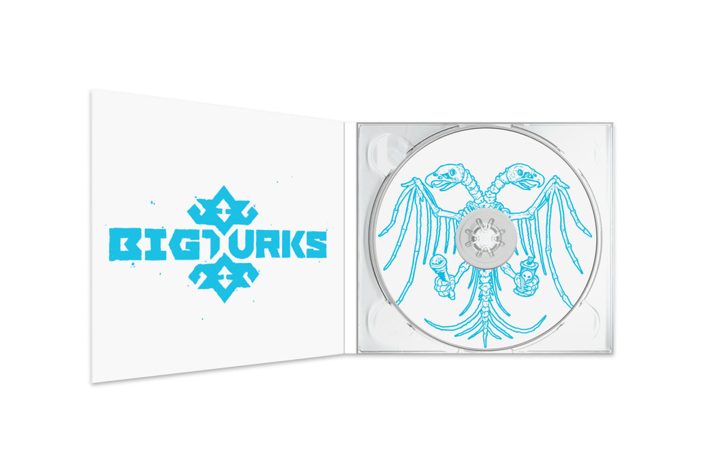 Big Turks Redux (CD)