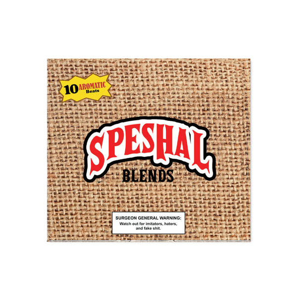 Speshal Blends Vol. 2 (CD)