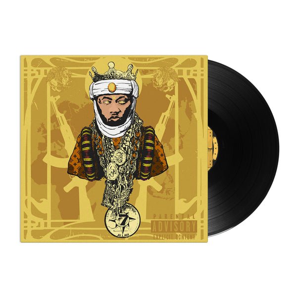 All Gold Everything (LP)