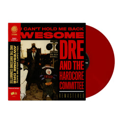 You Can't Hold Me Back (Red Vinyl LP)